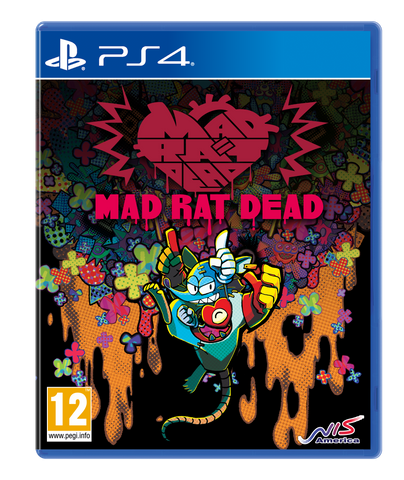 Mad Rat Dead - Standard Edition - PS4®
