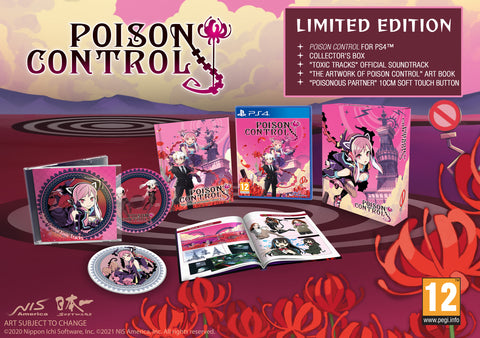 Poison Control - Limited Edition - PS4®