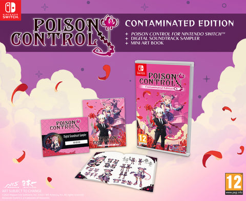 Poison Control - Contaminated Edition - Nintendo Switch™