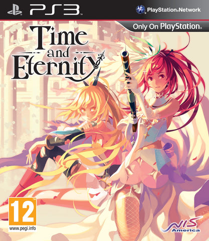 Time & Eternity + Art Book