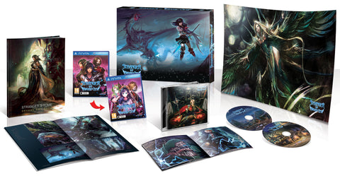 Stranger of Sword City - Limited Edition Set