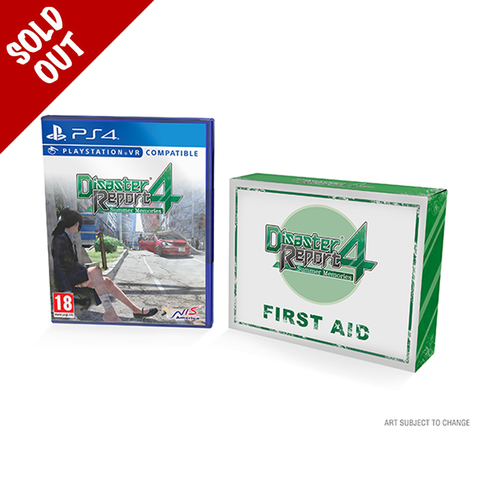 Disaster Report 4 - Summer Memories - Limited Edition - PS4®