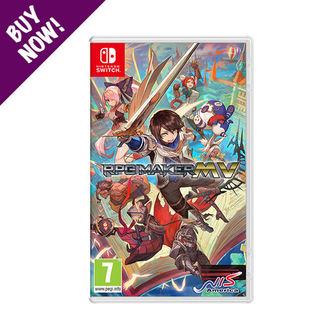 RPG Maker MV - Standard Edition - Nintendo Switch™
