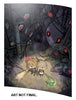 Yomawari: Night Alone / htoL#NiQ: The Firefly Diary Artwork