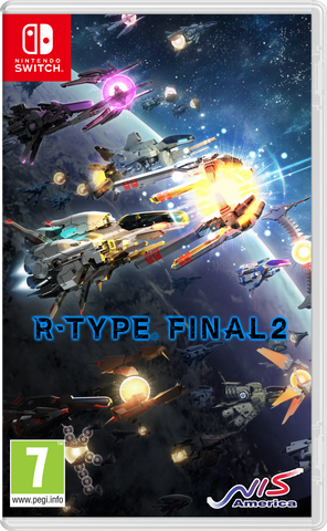 R-Type® Final 2 - Inaugural Flight Edition - Nintendo Switch™