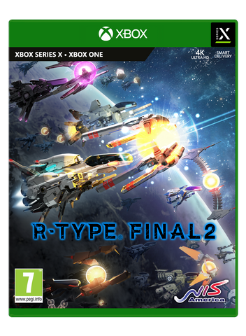 R-Type® Final 2 - Inaugural Flight Edition - Xbox One • Xbox Series X