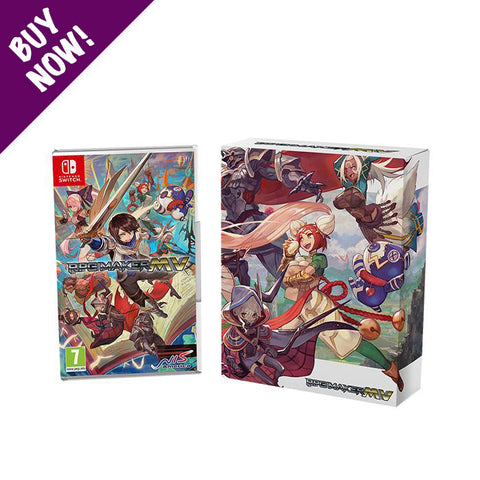 RPG Maker MV - Limited Edition - Nintendo Switch™