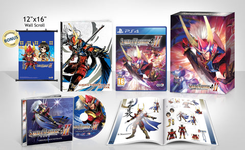 Samurai Warriors 4 II - Limited Edition Set