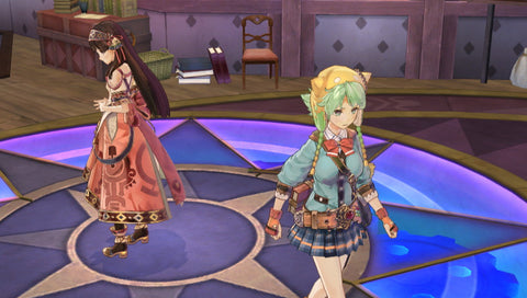 Atelier Shallie Plus Screenshot