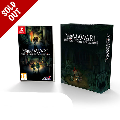 Yomawari: The Long Night Collection - NINTENDO SWITCH™ - Limited Edition