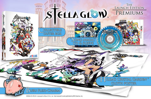 Stella Glow - The Launch Edition