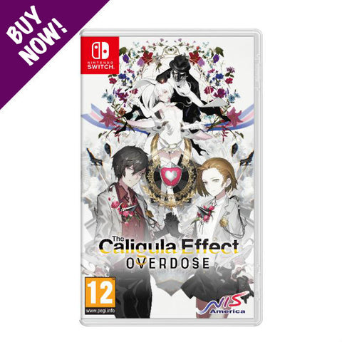 The Caligula Effect: Overdose - Standard Edition - Nintendo Switch