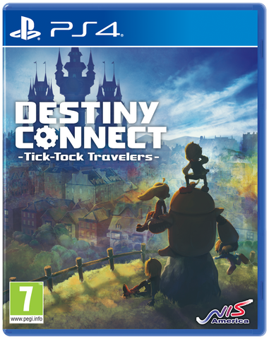 Destiny Connect: Tick-Tock Travelers - Standard Edition - PS4®