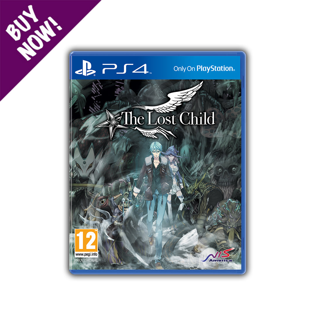 The Lost Child - Standard Edition - PS4®