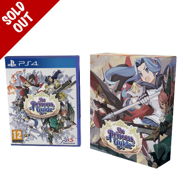 The Princess Guide - Limited Edition - PS4