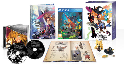 The Witch and the Hundred Knight: Revival Edition - Limited Edition Set