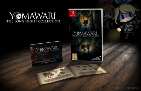 Yomawari: The Long Night Collection - Standard Edition - Nintendo Switch™