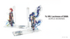 Ys VIII: Lacrimosa Of DANA - Acrylic Bookends