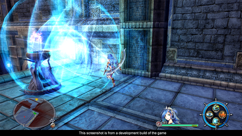 Ys VIII: Lacrimosa Of DANA Screenshot