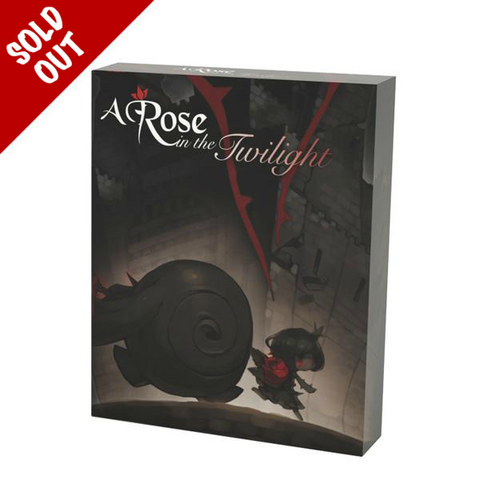 A Rose in the Twilight Limited Edition Cover