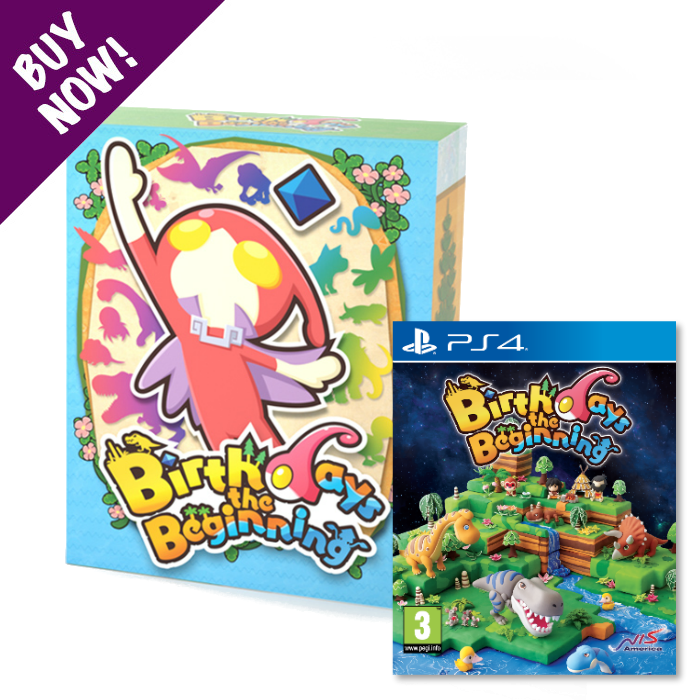 Birthdays the Beginning - Limited Edition