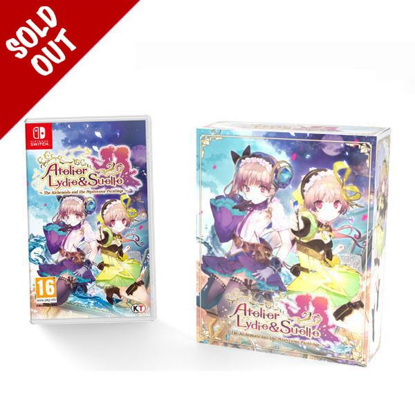 Atelier Lydie & Suelle - Nintendo Switch - Limited Edition