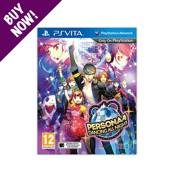 Persona 4 Dancing All Night - Standard Edition