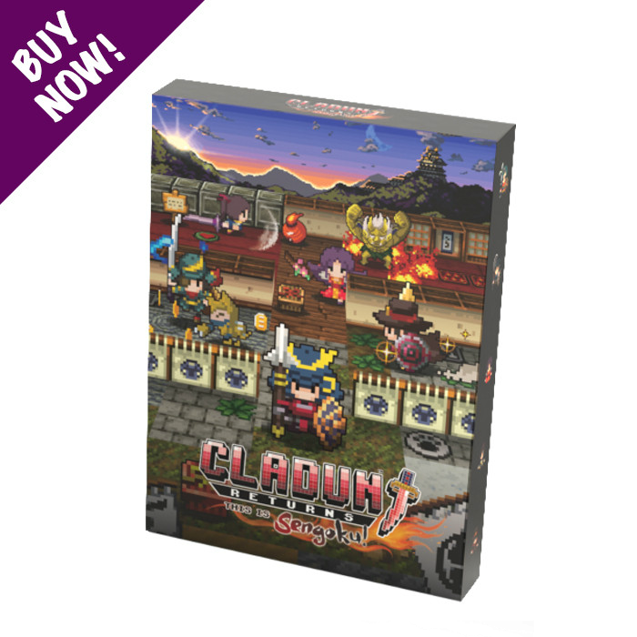 Cladun Returns: This is Sengoku! - Limited Edition (PS4)