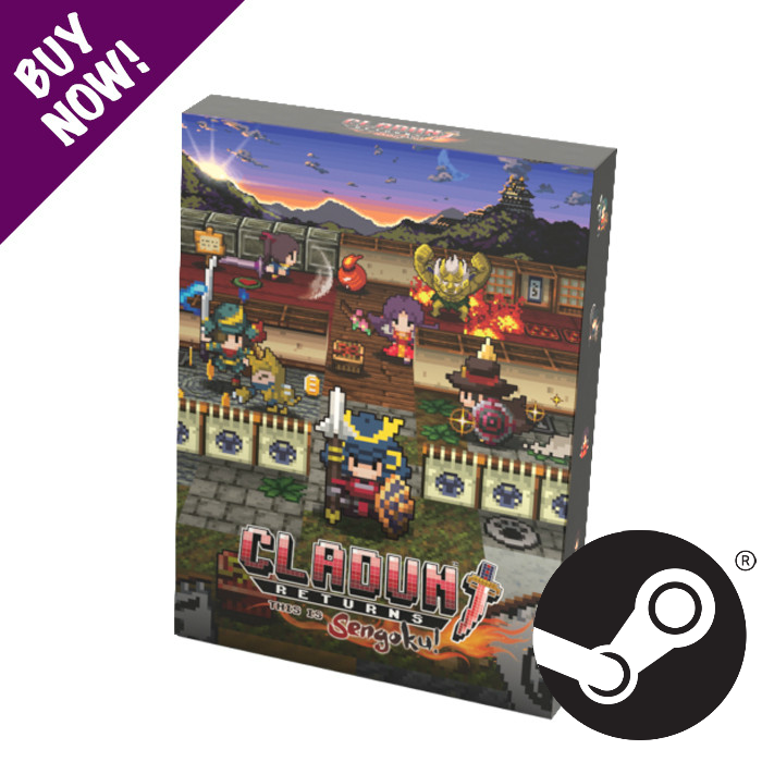 Cladun Returns: This is Sengoku! Collector's Box