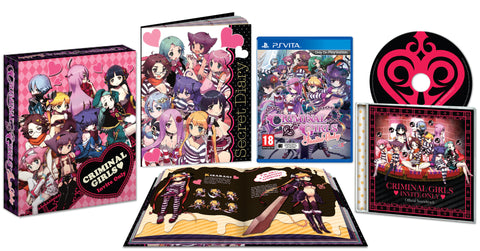 CRIMINAL GIRLS: Invite Only - Limited Edition