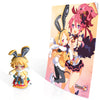 Disgaea 5: Alliance of Vengeance Usalia Figure and Poster