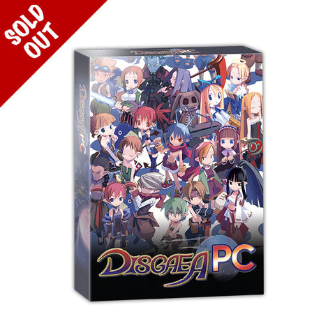 Disgaea PC - Deluxe Dood Edition (Items Only)