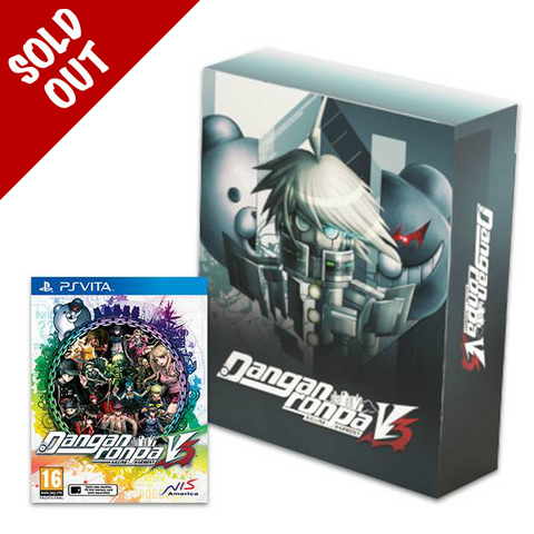 Danganronpa V3: Killing Harmony Collector's Box and Game