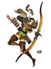 Dragons Crown Elf