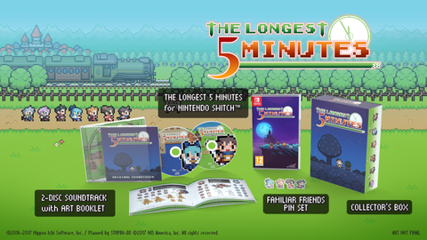 The Longest Five Minutes - Limited Edition Set