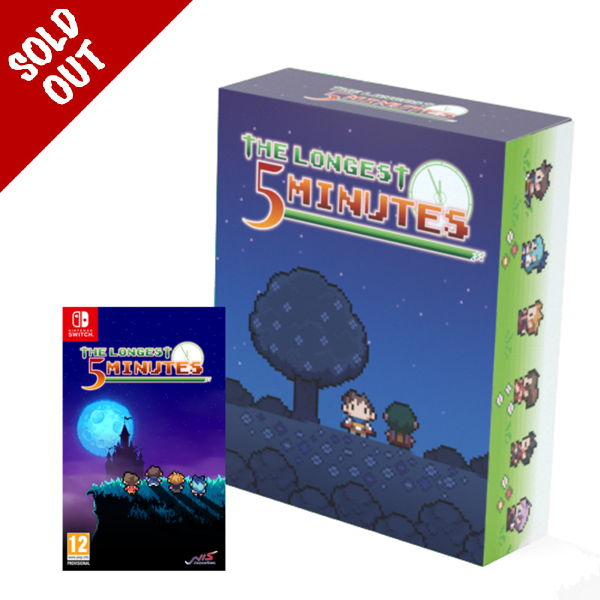 The Longest Five Minutes -  Limited Edition (Nintendo Switch)