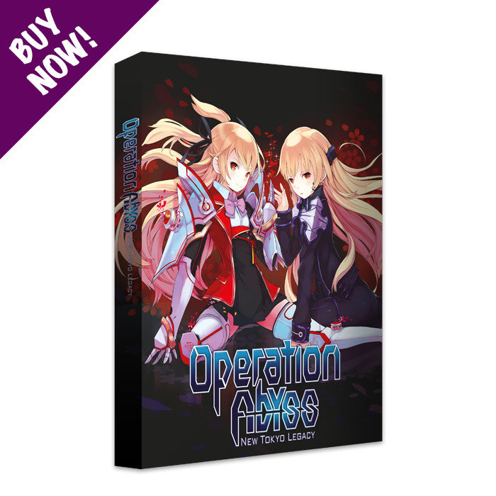 Operation Abyss - New Tokyo Legacy Collector's Box