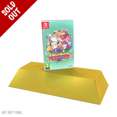 Penny-Punching Princess - Limited Edition (Nintendo Switch)