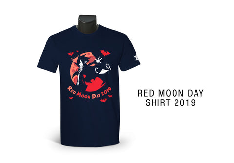 Red Moon Day 2019 T-Shirt