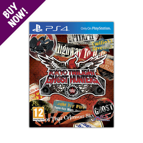 Tokyo Twilight Ghost Hunters: Daybreak Special Gigs Game