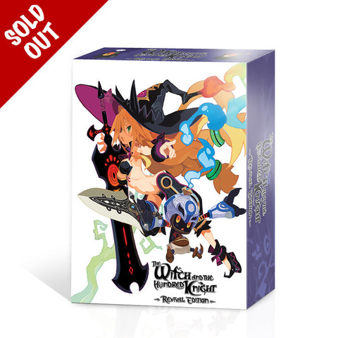 The Witch and the Hundred Knight: Revival Edition - Limited Edition
