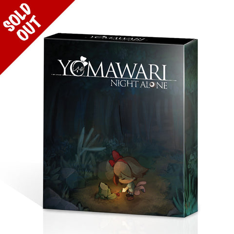 Yomawari: Night Alone / htoL#NiQ: The Firefly Diary - PC Steam Key - Limited Edition + Mouse Mat
