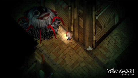 Yomawari: Night Alone / htoL#NiQ: The Firefly Diary Screenshot