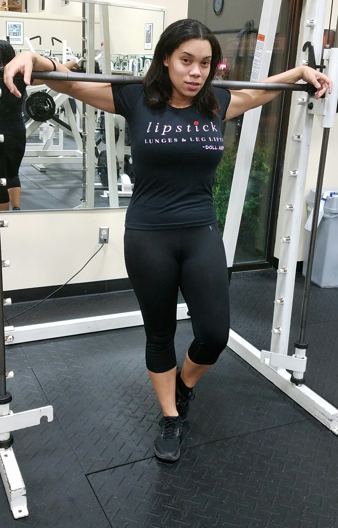 Lipstick, Lunges & Leglifts Tee