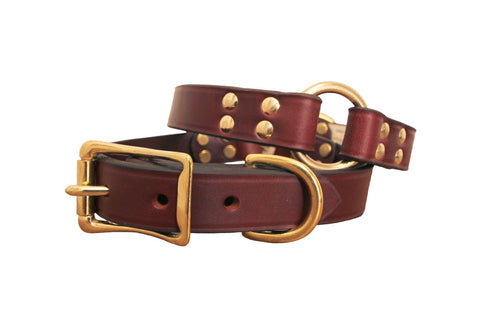 Latigo Center Ring Collar