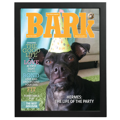 Create Your Own Framed Bark Cover Print