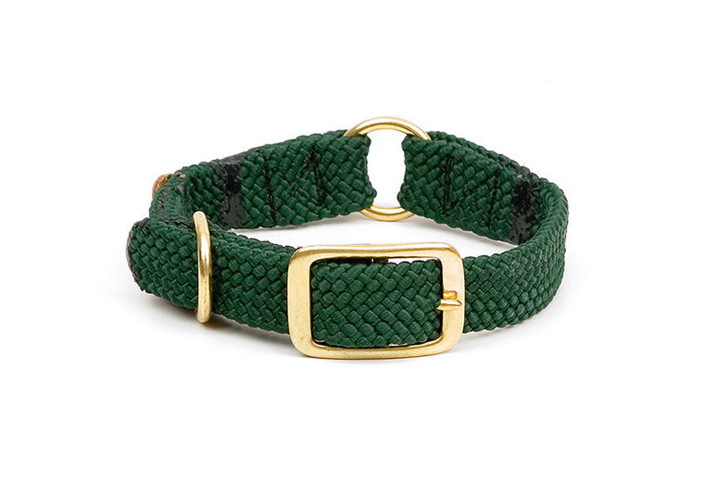 Center Ring Braided Collar