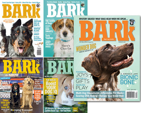 The Bark 2012 5-Pack