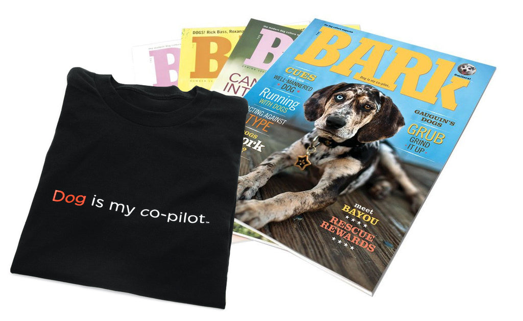 Classic Co-Pilot T-Shirt + Subscription