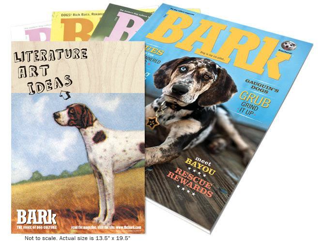 The Bark Poster + Sub